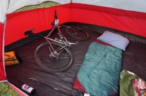 Moots RSL camping