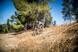 Ryan Steers Pedalers Fork 10 Speed Coffee Bonelli Park Pro XC win