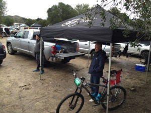 Pedalers Fork 10 Speed Coffee Kenda Cup Vail Lake 2015