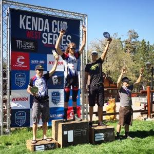 Ryan Steers Pedalers Fork Kenda Cup Big Bear Endurace