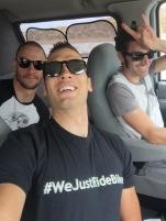 Ryan Steers Mike Kalenda Eric Bostrom #wejustridebikes
