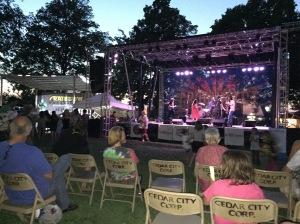 Cedar City Groove Fest 2015