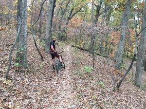 Missouri Singletrack