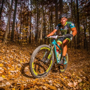 Ryan Steers BT Epic 2015 Missouri Mountain Bike Pedalers Fork