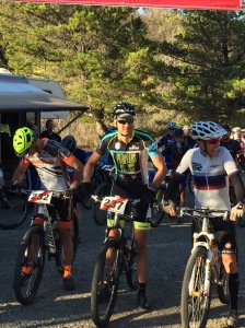 Jack Nosco Ryan Steers Pedalers Fork Santa Barbara 100 Start SBER 100 Bike 2015