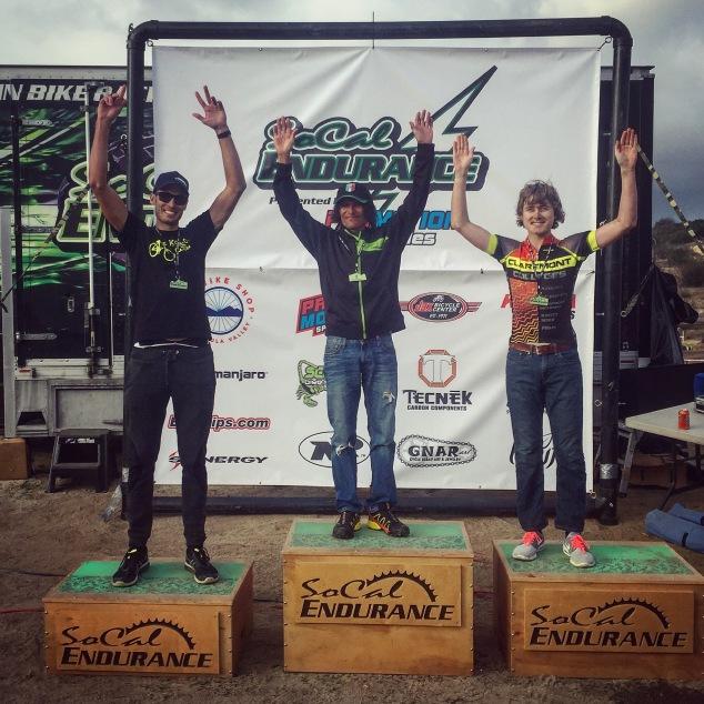 Tinker Juarez SoCal Endurance Temecula Ryan Steers Podium