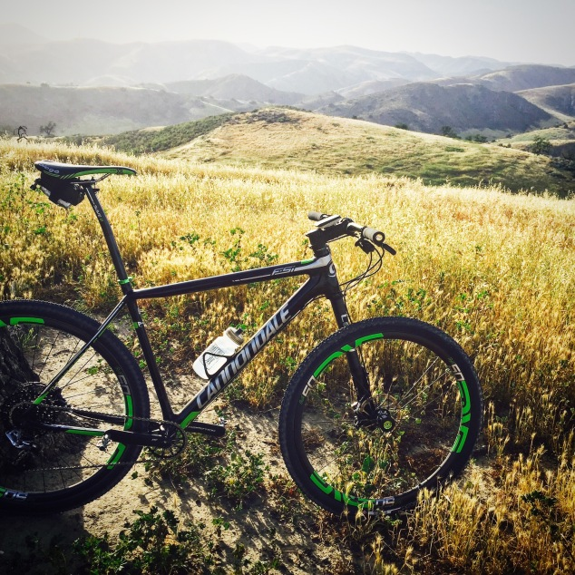 Cannondale FSI Team ENVE M50 ESI Fit Ergo Ahmanson Ranch mountain bike