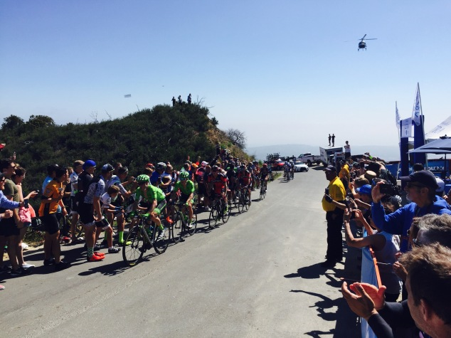 Tour of California Gibraltar Peloton Santa Barbara Stage 3 2016