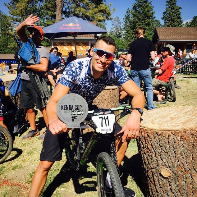 Ryan Steers Cannondale FSI Alé Pedalers Fork Kenda Cup Endurance win Big Bear