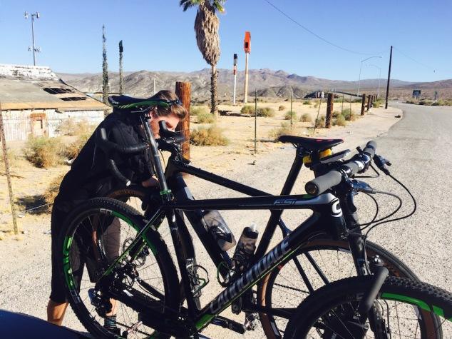 FSI 3T Explore Bike Dave Zabriskie