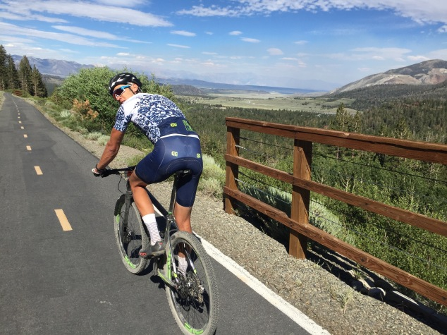Alé kit Pedalers Fork Cannondale FSI Ryan Steers Mammoth 2016