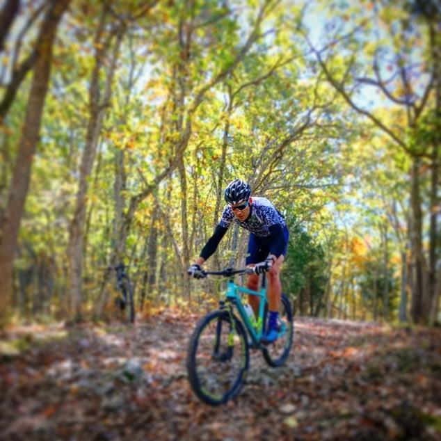 Ryan Steers Pedalers Fork Missouri