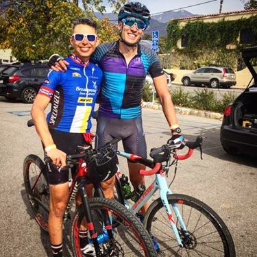 Ryan Steers 2016 Peloton Gravel Mob Ojai Winner