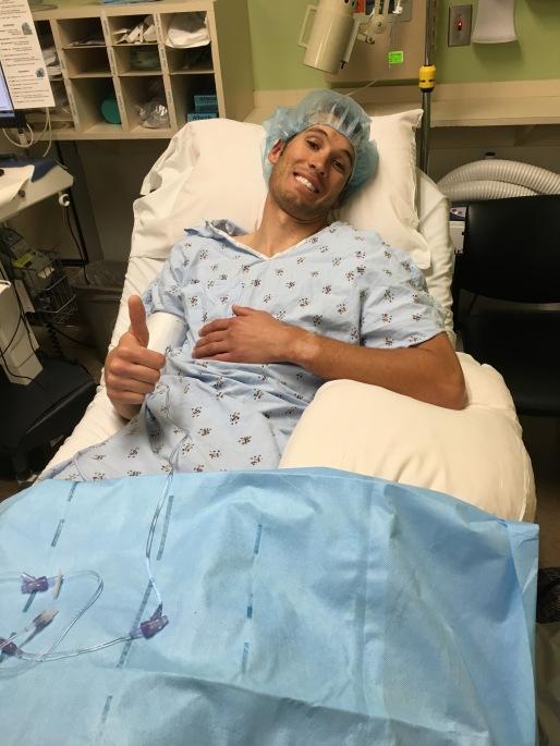 broken collarbone surgery kaiser