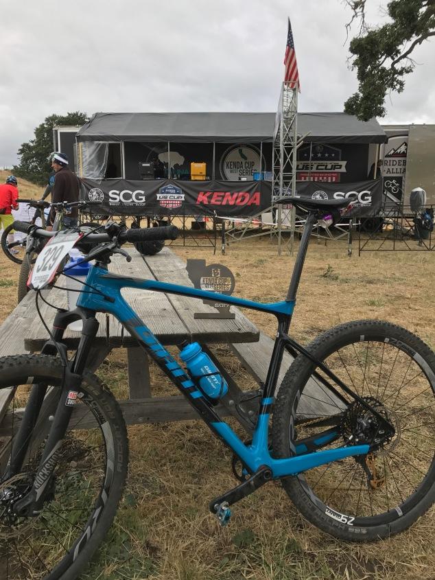 Kenda Cup West Santa Ynez 2017 Endurance winner Giant XTC