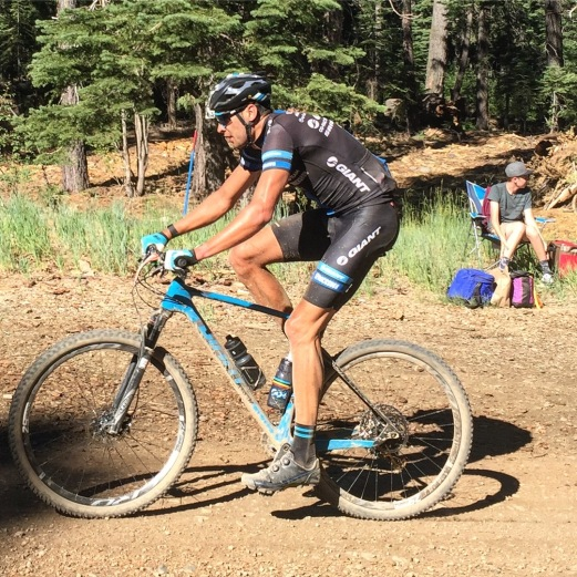 Tahoe Trail 100k Leadville 2017 climb Northstar Giant Ryan Steers