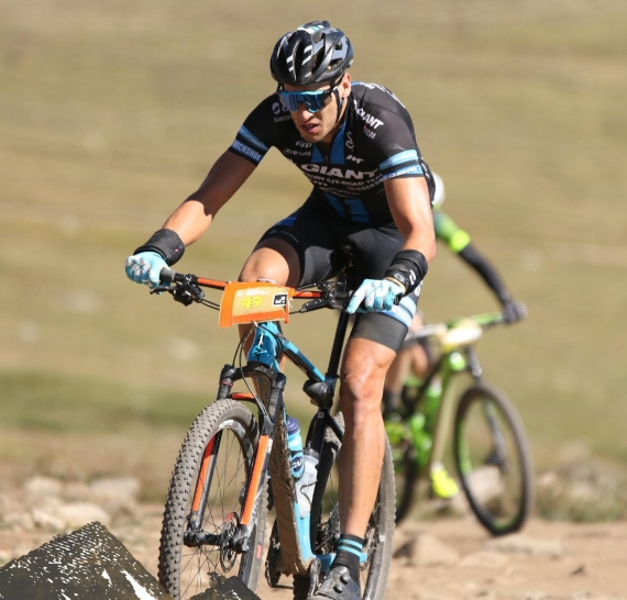 Ryan Steers Leadville 100 Giant