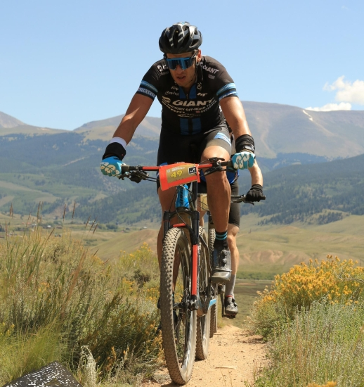 Giant Co-Factory Off-Road Leadville Trail 100 MTB Ryan Steers
