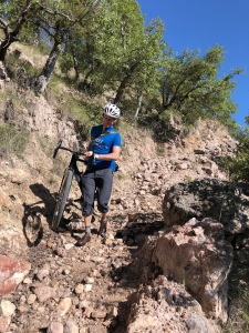 Mountain Bike Divisidero Copper Canyon Mexico