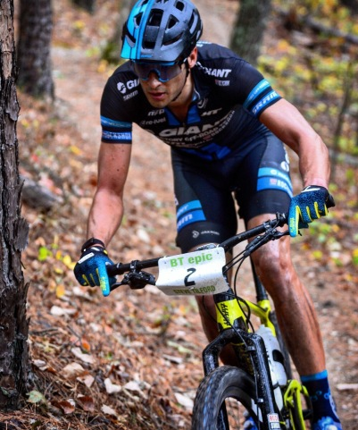 Ryan Steers Team Giant BT Epic Missouri Ride 100